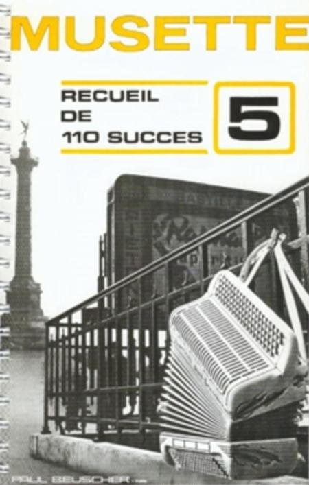 Succes Musette (110) - Volume 5