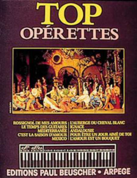 Top Operettes