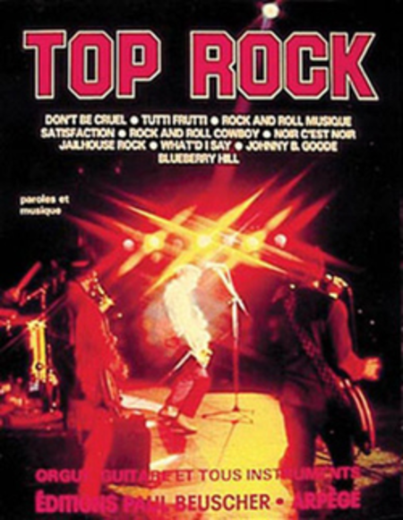 Top Rock - Volume 1