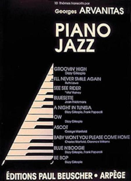 Album Piano Jazz - 10 Themes