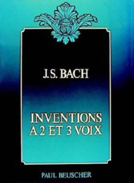Inventions a 2 Et 3 Voix