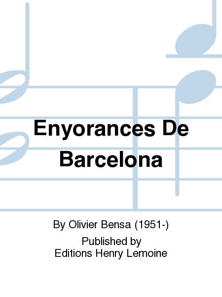 Enyorances De Barcelona