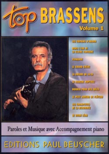 Top Brassens - Volume 1