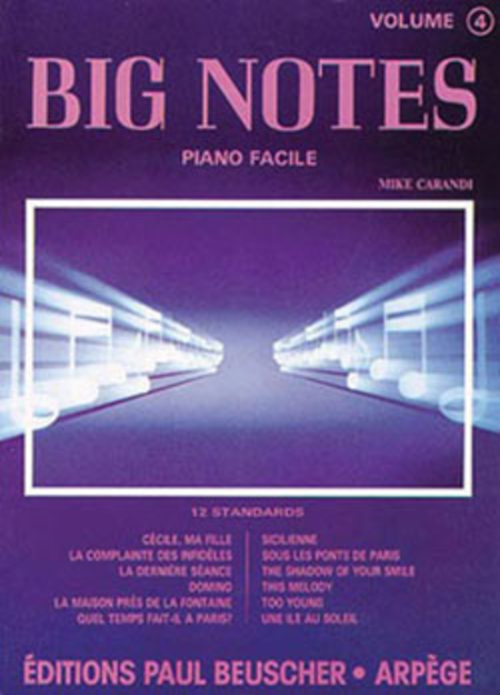 Big Notes No. 4