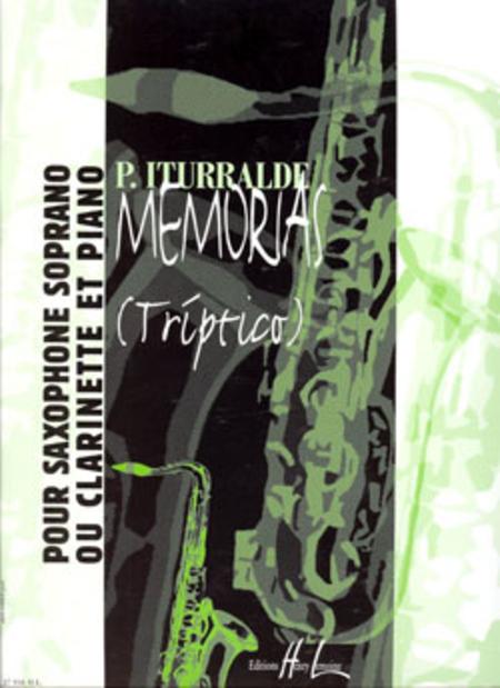 Memorias (Triptico)