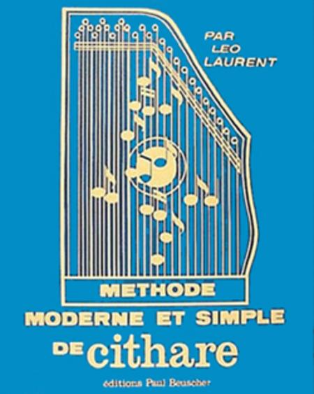 Methode Moderne De Cithare