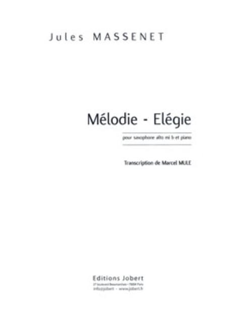 Melodie Elegie
