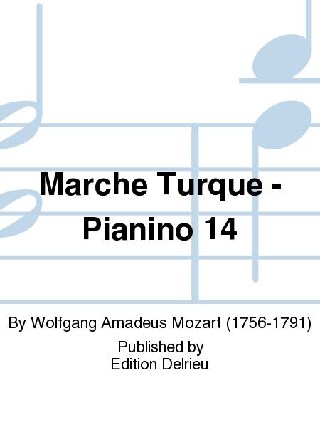 Marche Turque - Pianino 14