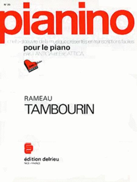 Tambourin - Pianino 35