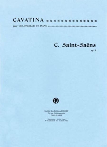 Cavatina Op. 8