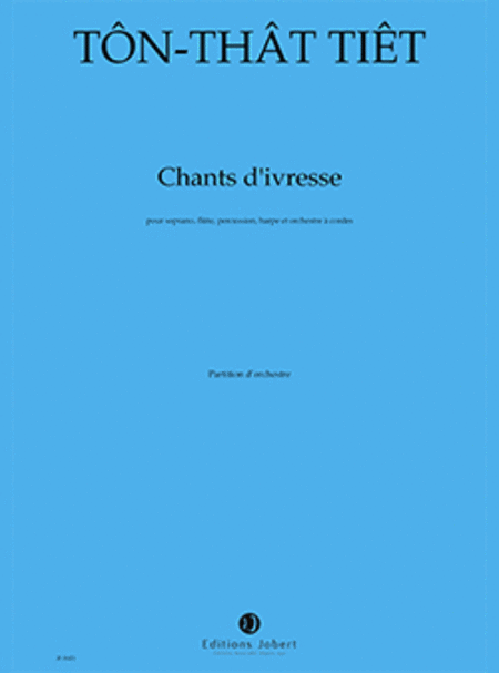 Chants D'Ivresse
