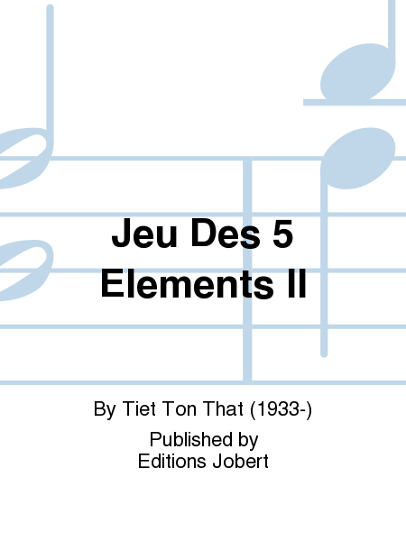 Jeu Des 5 Elements II