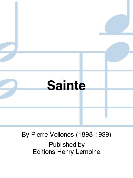 Sainte