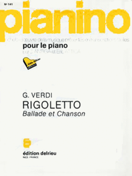 Rigoletto - Pianino 141
