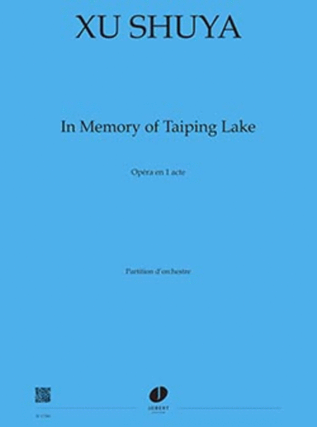 In Memory Of Taiping Lake