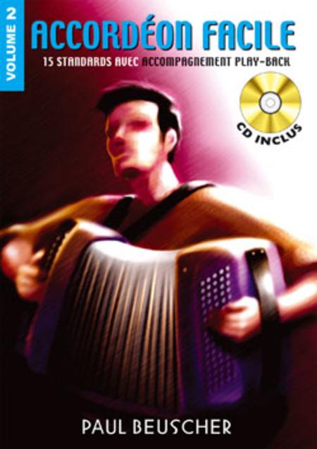 Accordeon Facile - Volume 2