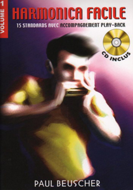 Harmonica Facile - Volume 1