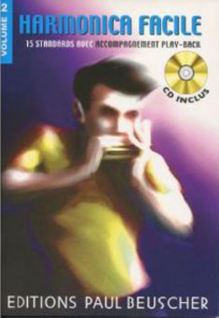 Harmonica Facile - Volume 2