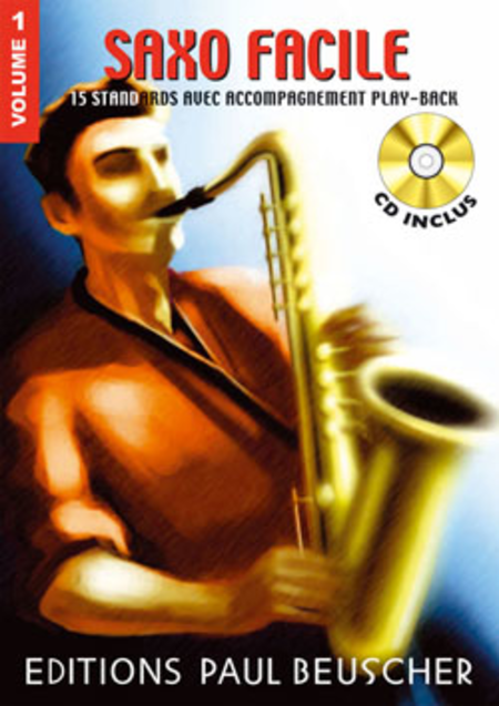 Saxophone Facile - Volume 1