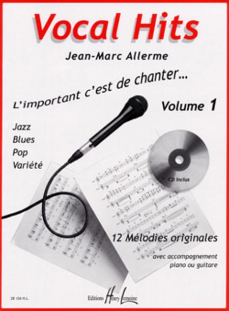 Vocal Hits - Volume 1