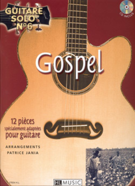 Guitare Solo No. 6: Gospel