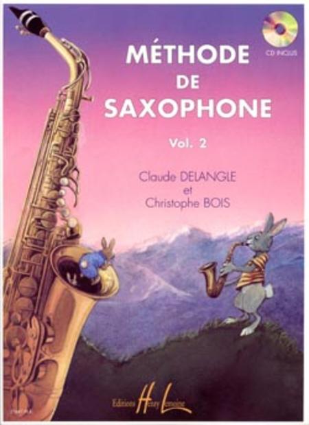 Methode De Saxophone - Volume 2