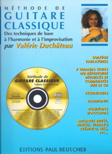 Methode De Guitare (Classique)