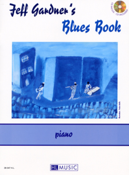Jeff Gardner's Blues Book