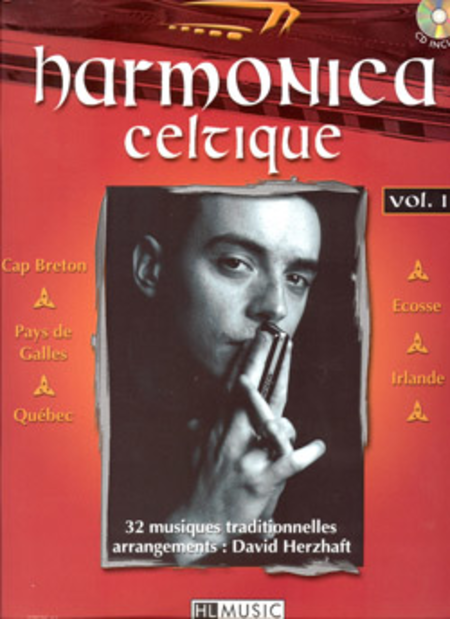 Harmonica Celtique - Volume 1