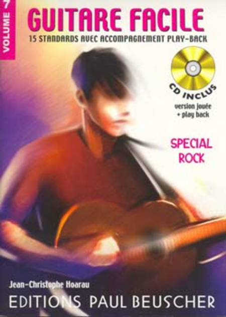 Guitare Facile - Volume 7 (Special Rock)