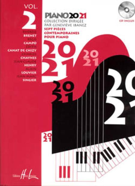Piano 20-21 - Volume 2
