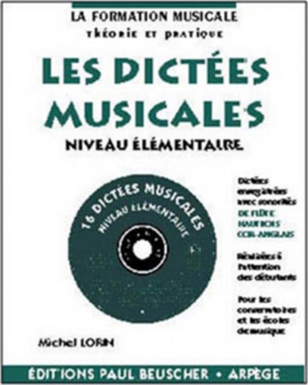 Dictees Musicales Niveau Elementaire