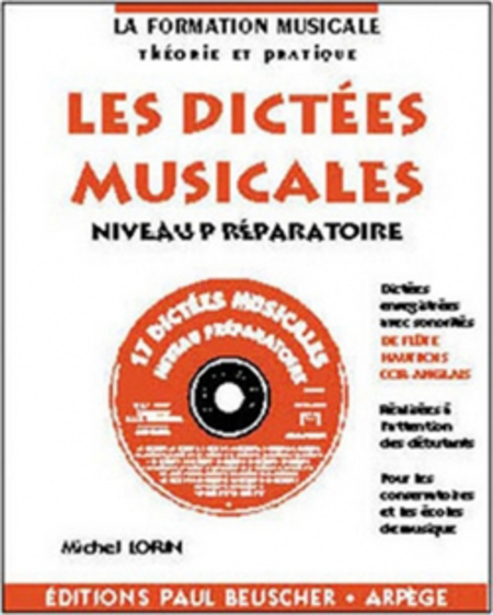 Dictees Musicales Niveau Preparatoire
