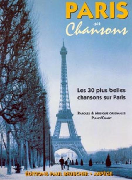 Paris ses chansons