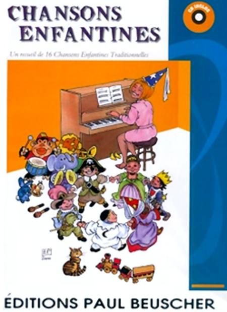 Chansons Enfantines - 16 Titres