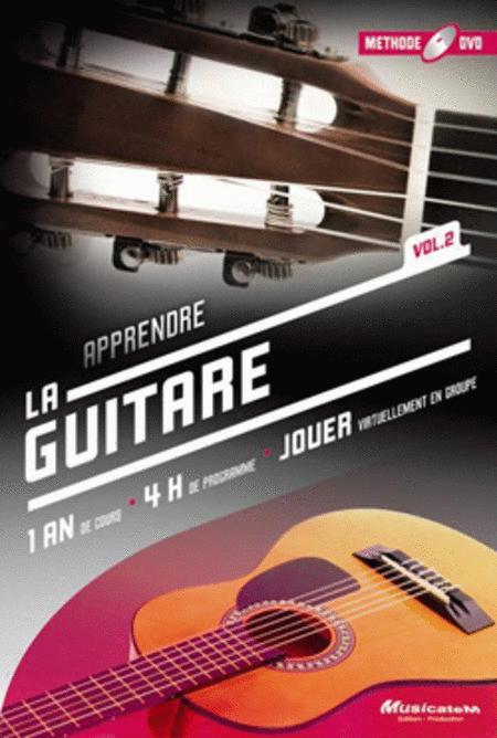Apprendre la guitare Vol. 2