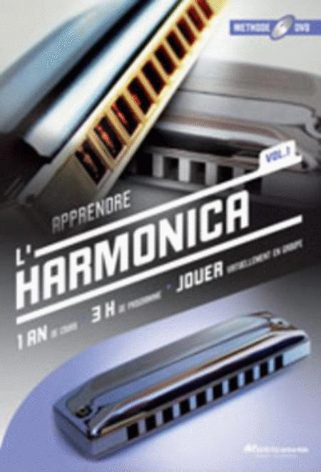 Apprendre l'harmonica Vol. 1