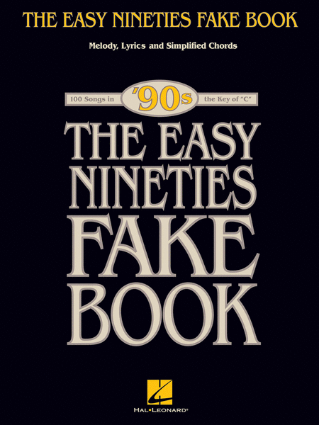 The Easy Nineties Fake Book