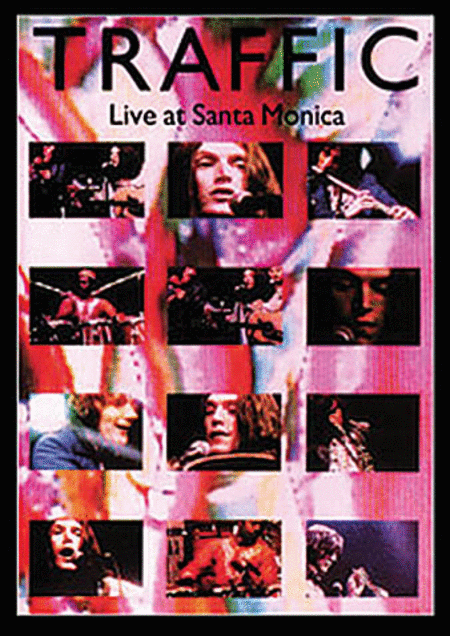 Traffic - Live at Santa Monica
