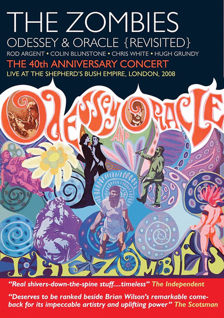 The Zombies - Odessey & Oracle (Revisited)