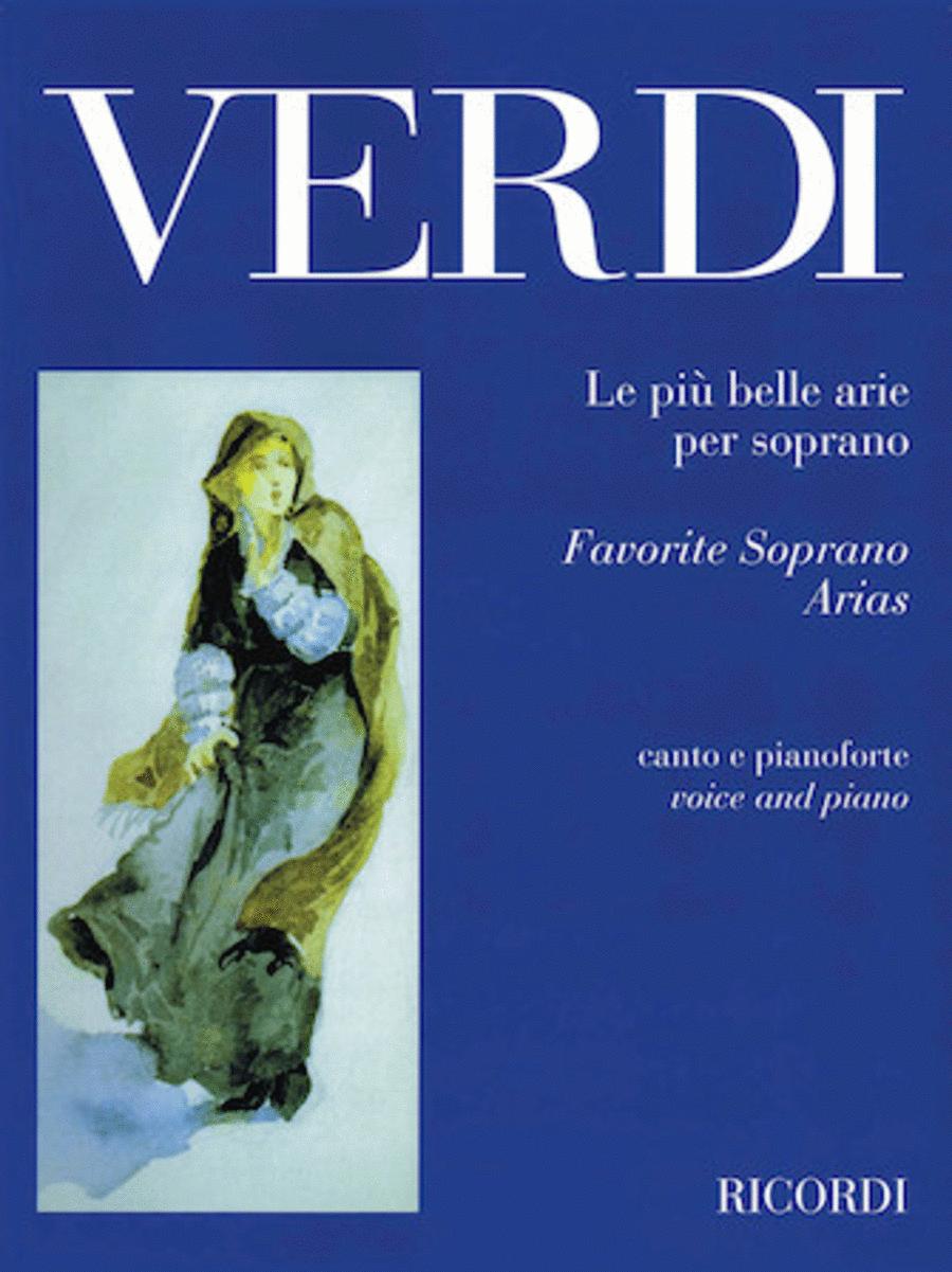 Favorite Soprano Arias - Expanded Edition