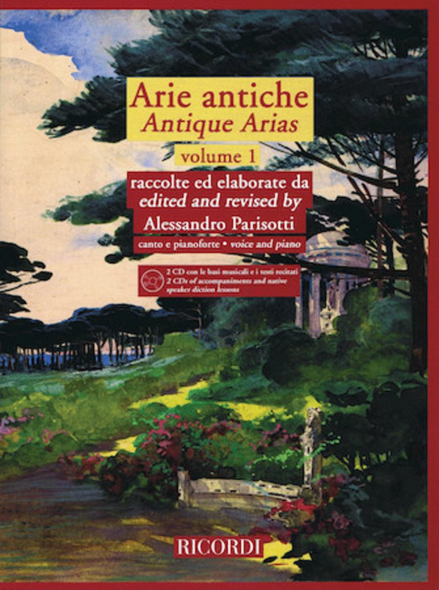 Arie Antiche - Volume 1