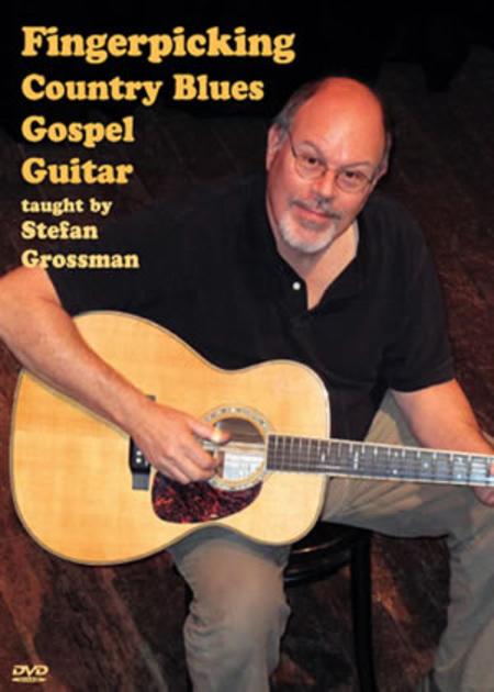 Fingerpickng Country Blues Gospel Guitar