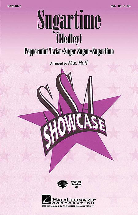 Sugartime (Medley) - ShowTrax CD