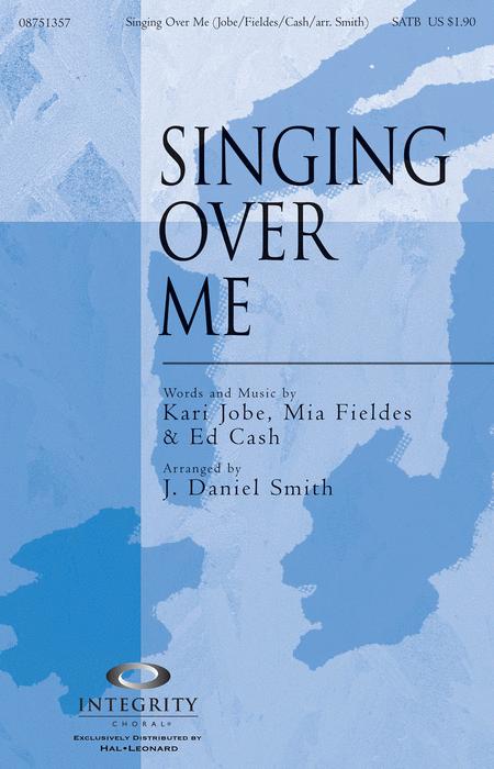 Singing Over Me - Accompaniment CD