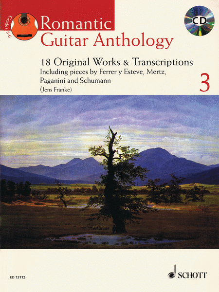 Romantic Guitar Anthology - Volume 3