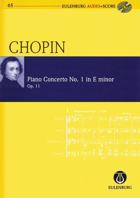 Chopin - Piano Concerto No. 1 in E-minor, Op. 11