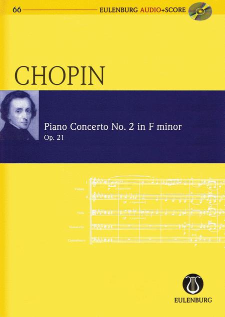Chopin - Piano Concerto No. 2 in F-minor, Op. 21