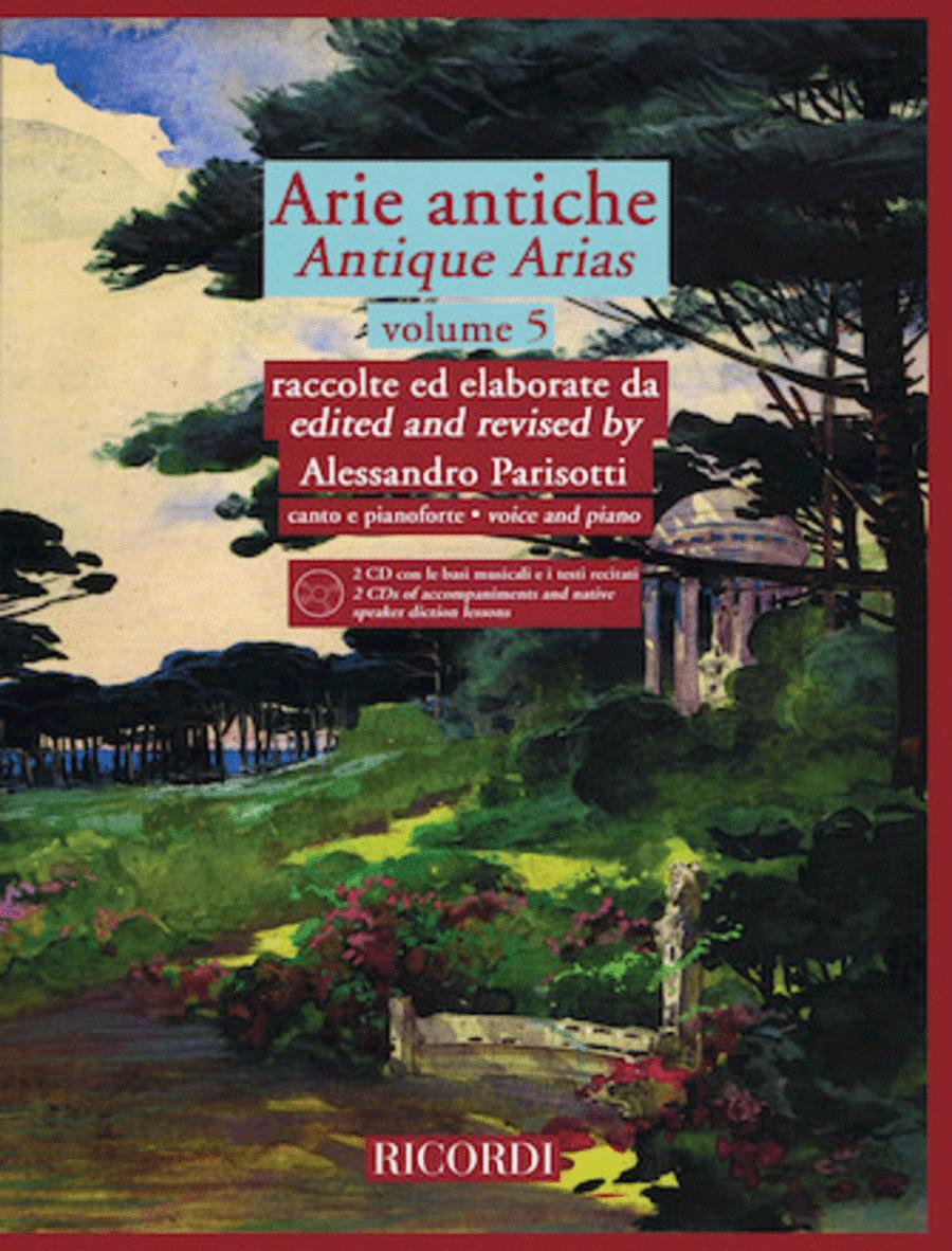 Arie Antiche, Vol. 5