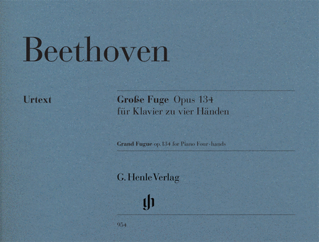 Grand Fugue, Op. 134